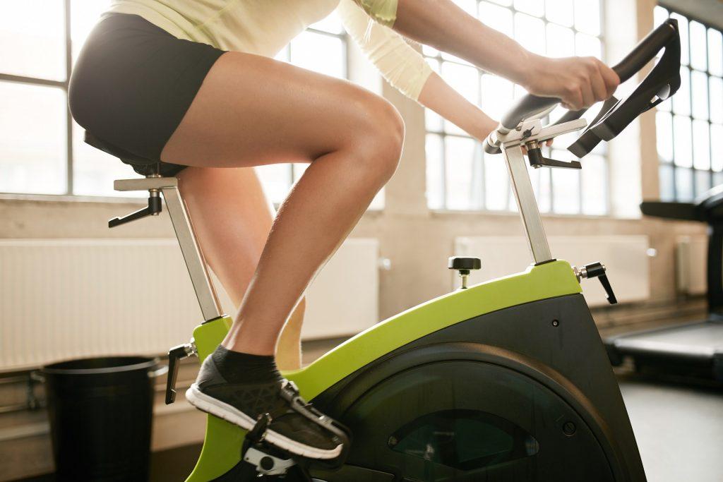cadre vélo spinning